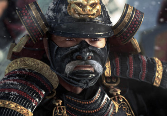 Total War_ SHOGUN 2 | Motion Graphics Inspiration
