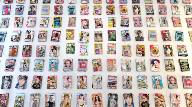THE HISTORY OF MAGAZINE on Vimeo