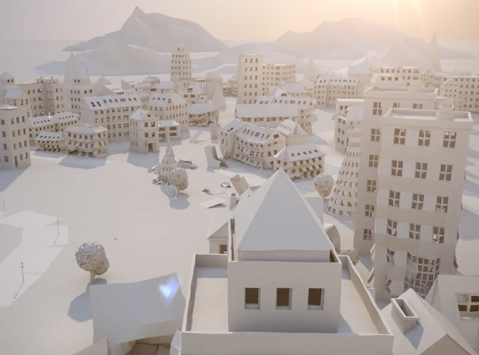 Paper City on Vimeo