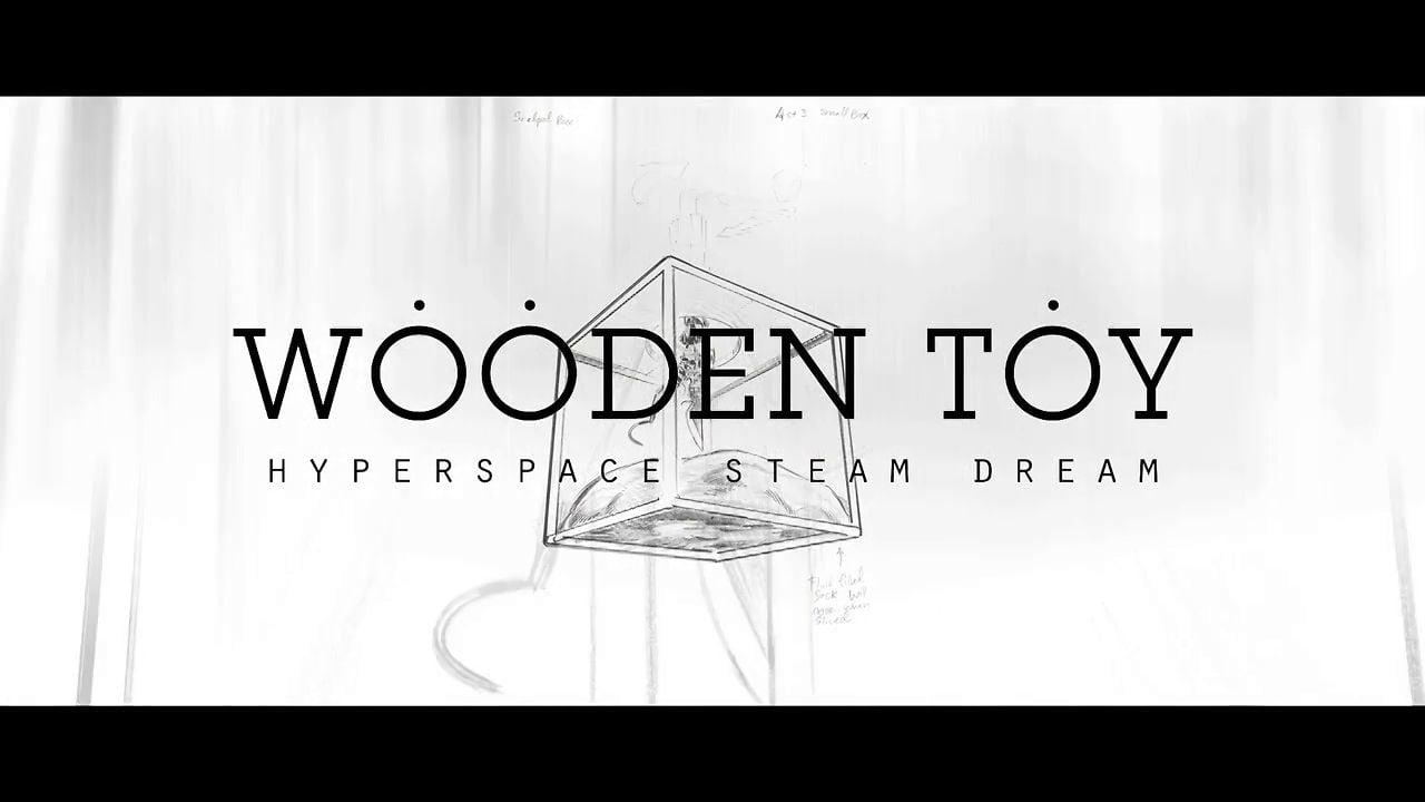 Amon Tobin : Wooden Toy