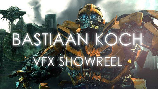 Bastiaan Koch – VFX SHOWREEL