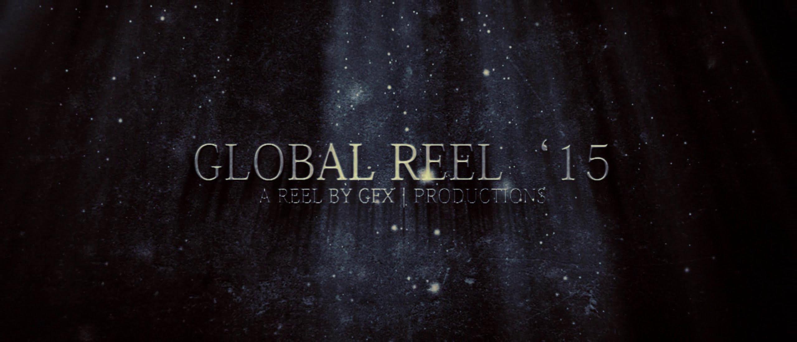 Global Reel '15 #GFXPRO