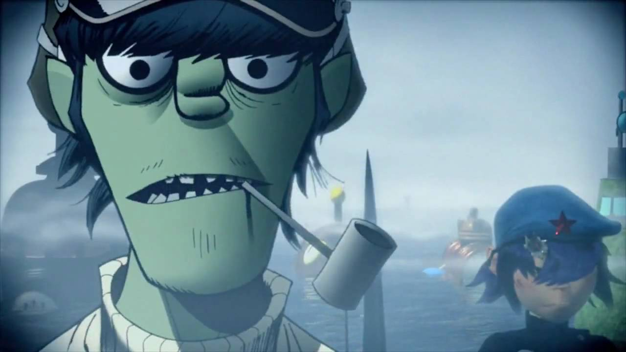 Gorillaz – On Melancholy Hill