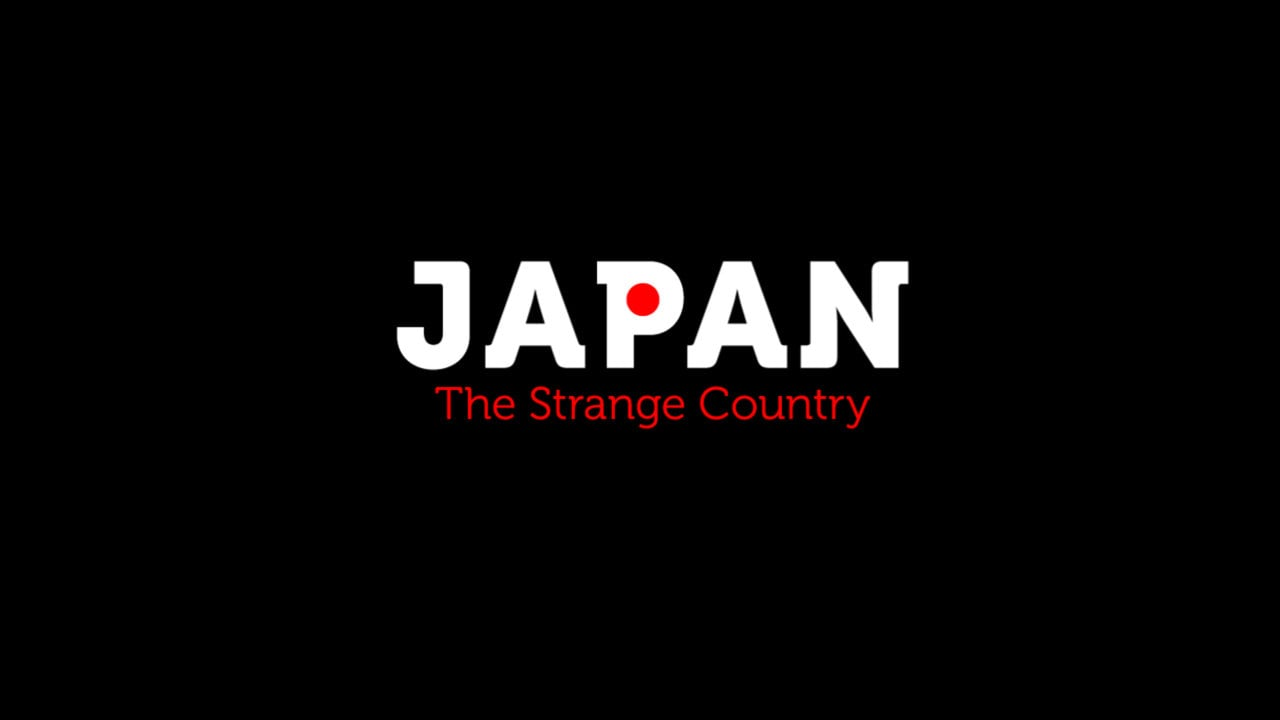 Japan-The Strange Country