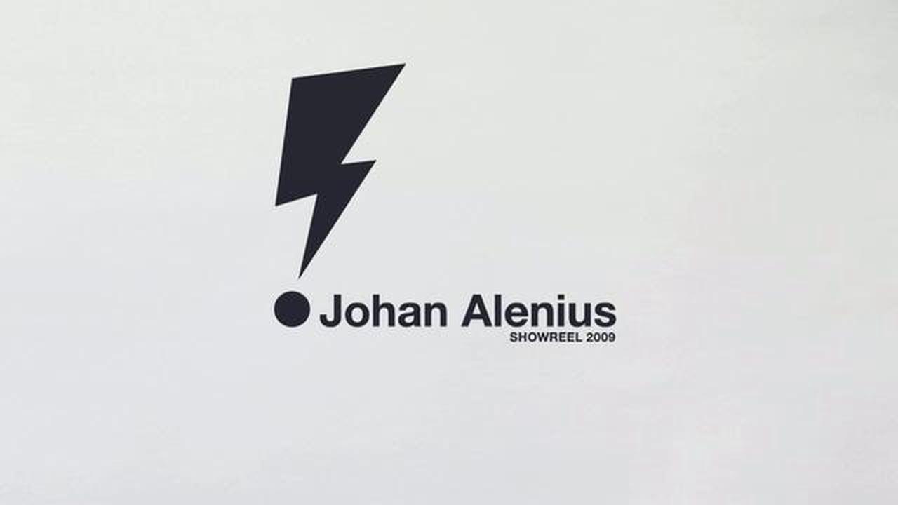 Johan Alenius Showreel 2009
