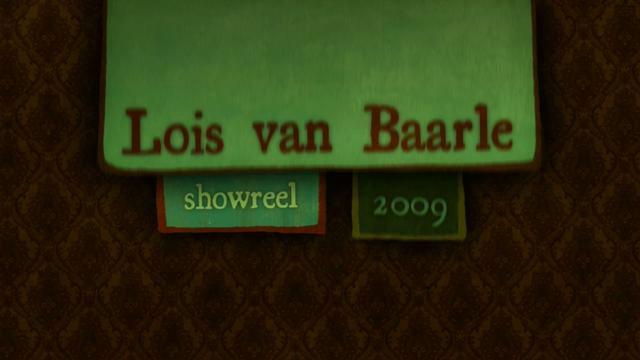 Lois van Baarle – Showreel