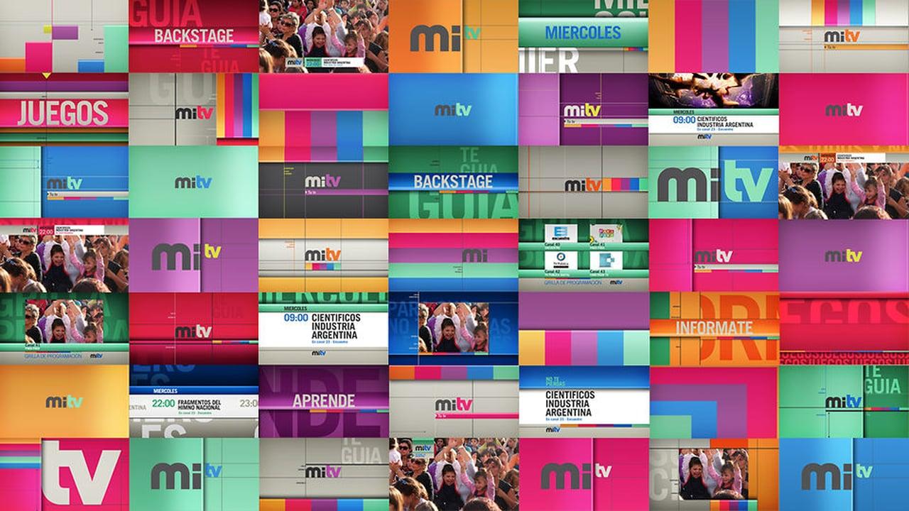 MiTV – CHANNEL BRANDING