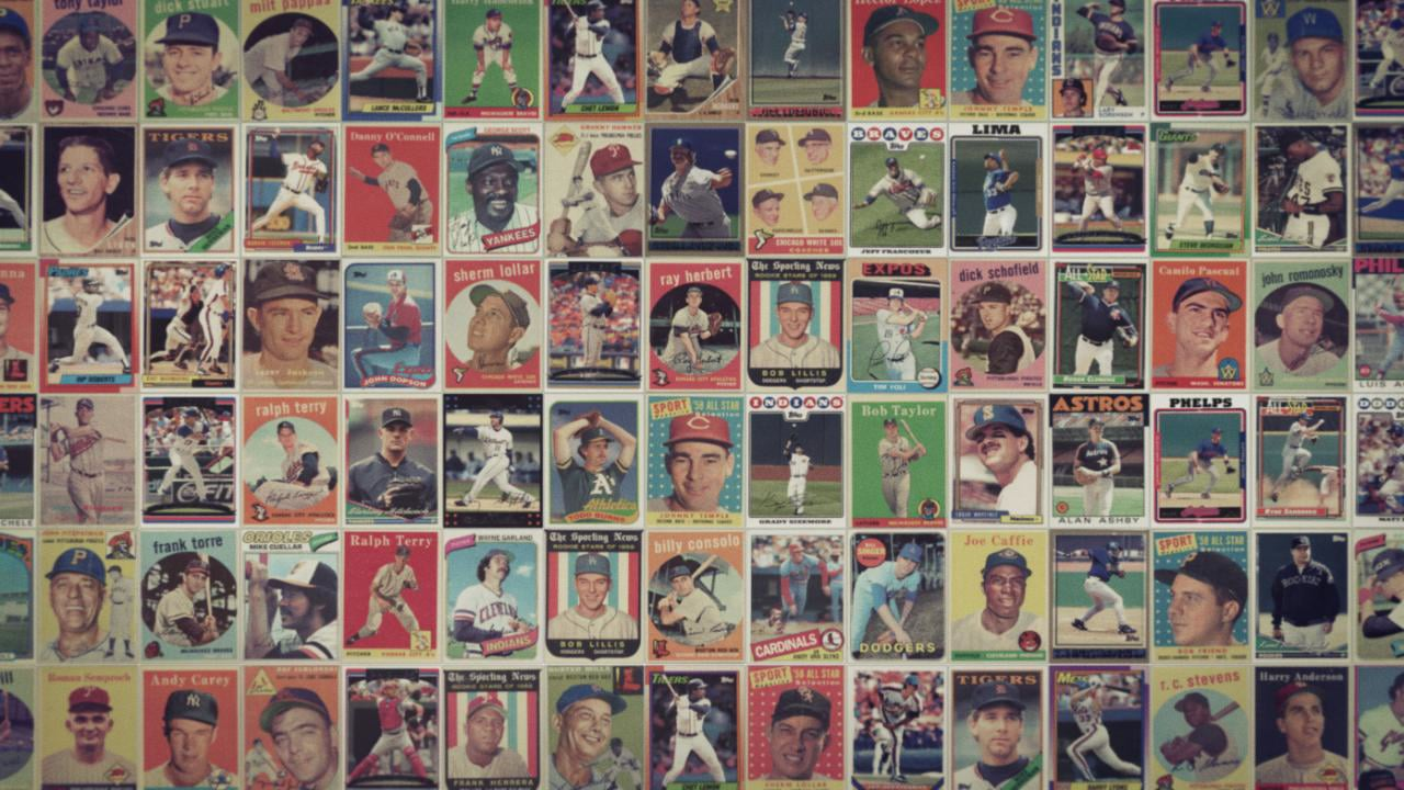 MLB Network Baseball IQ Show Open