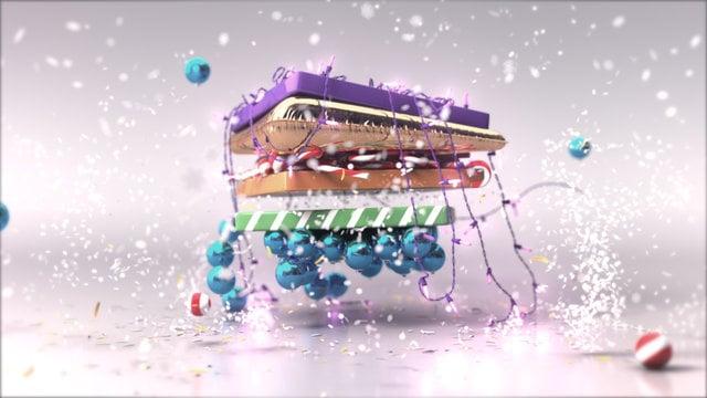 MvsM / BT Vision Christmas