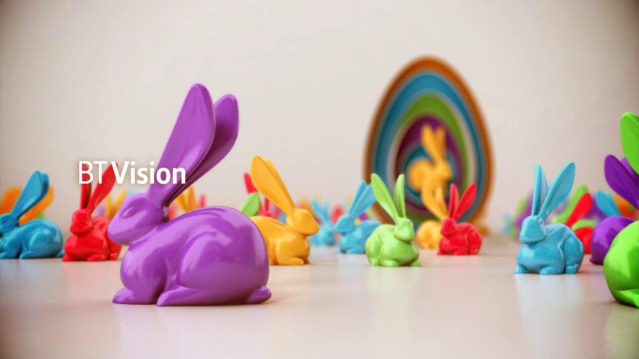 MvsM / BT Vision / Easter