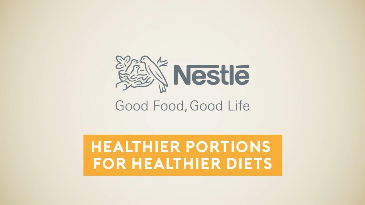 Nestlé | Portion Guidance