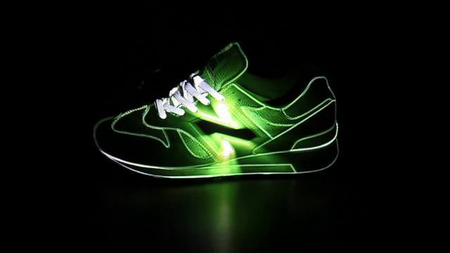 New Balance Sneaker Projection Mapping