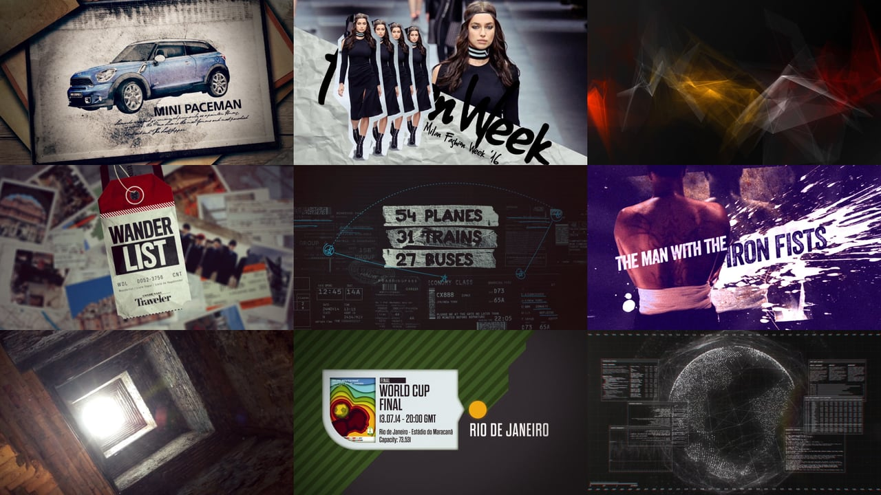 New Site & Reel of Paolo Garcia