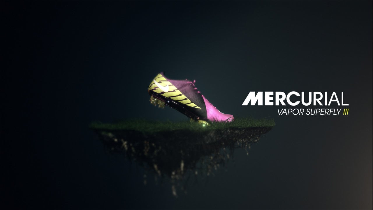 NIKE // Mercurial Vapor Superfly III