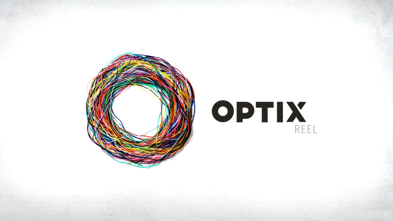 OPTIX Reel 2013