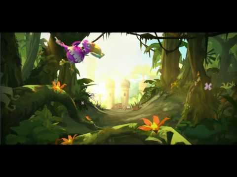 Parasol Island Animation Reel