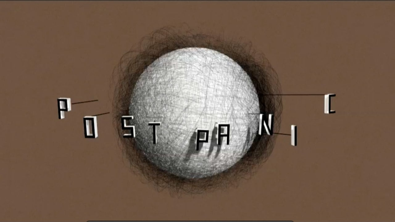 PostPanic Showreel 2009