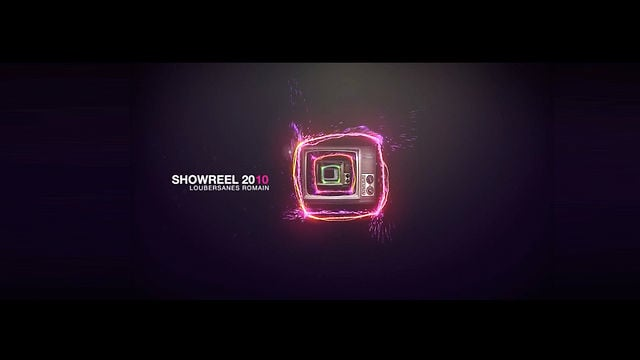 Romain Loubersanes – 2010 Showreel