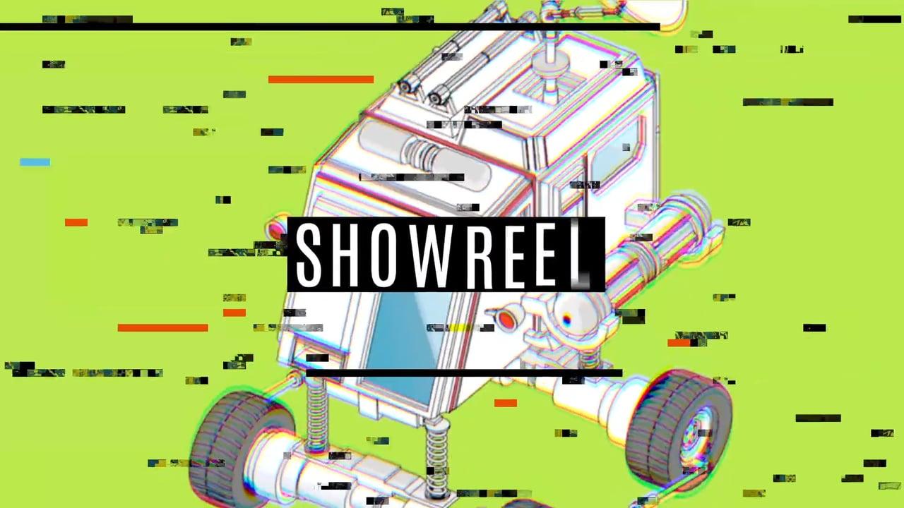 Rubahitam Studio – Showreel 2015 – mid 2016