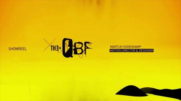 Showreel the QBF