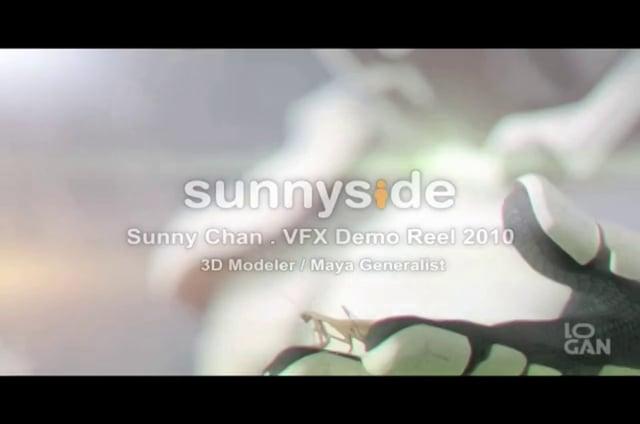 Sunnyside.tv – VFX Reel