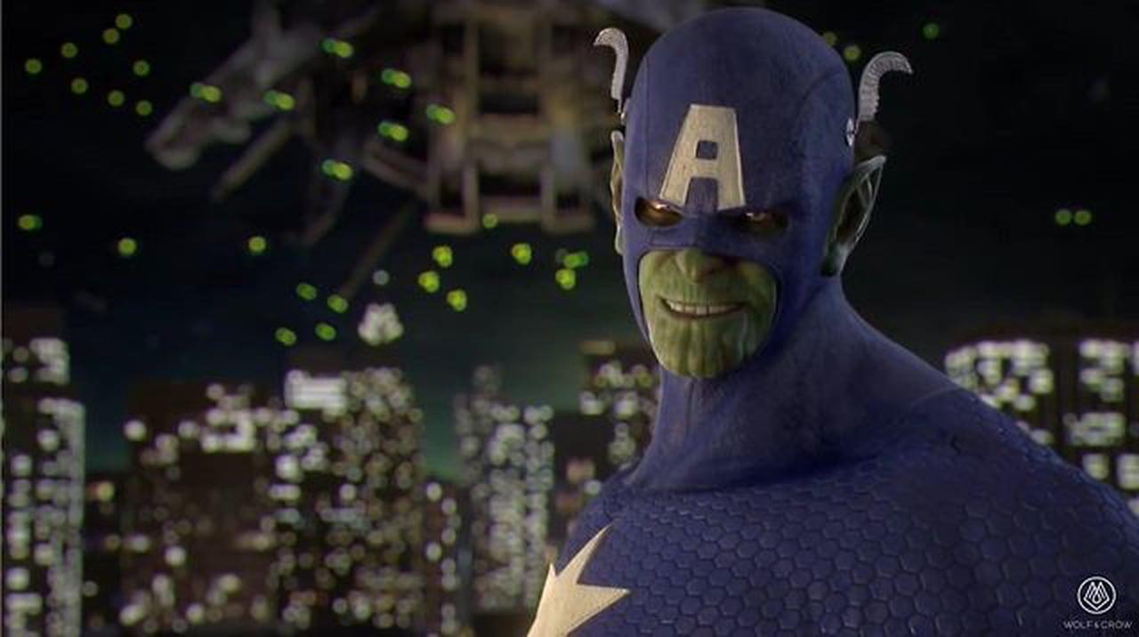 The Avengers: Battle For Earth – Trailer