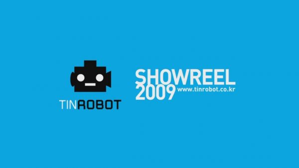 TinRobot Studio Showreel