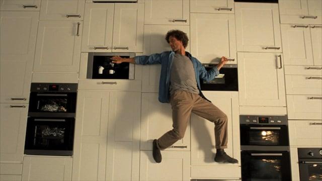 Tomas Mankovsky – IKEA 'The Climber'