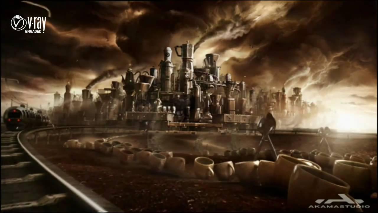 V-Ray VFX Reel 2010