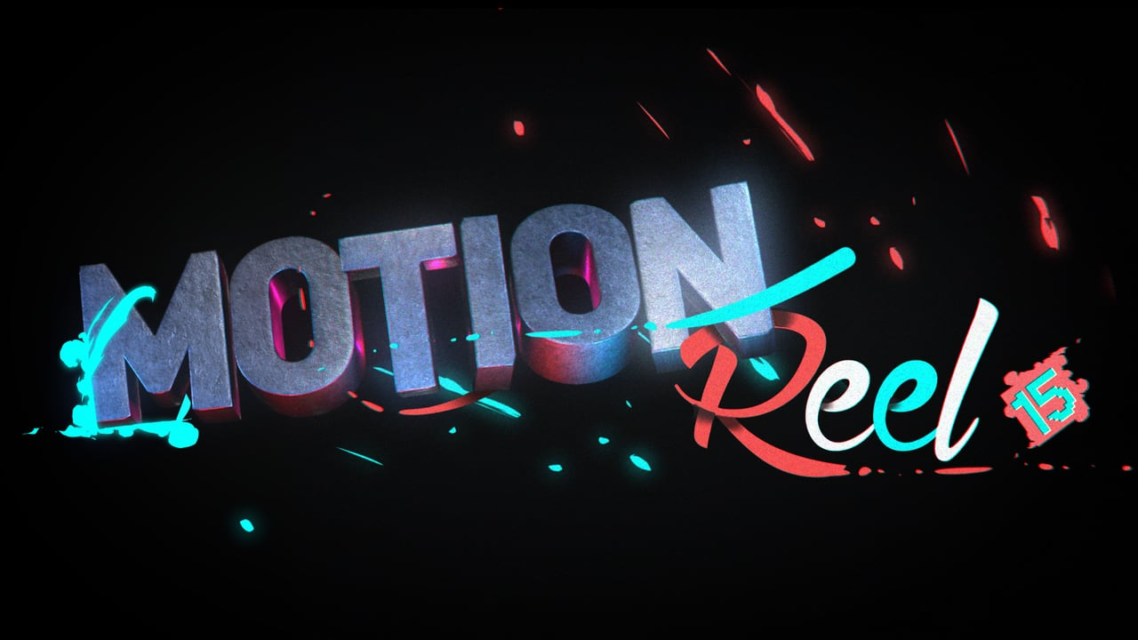 VFX, Motion Design Reel 2k15
