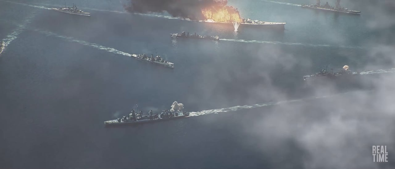 World of Battleships Teaser