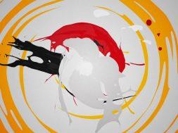 Alessandra Leone logo animation 2015