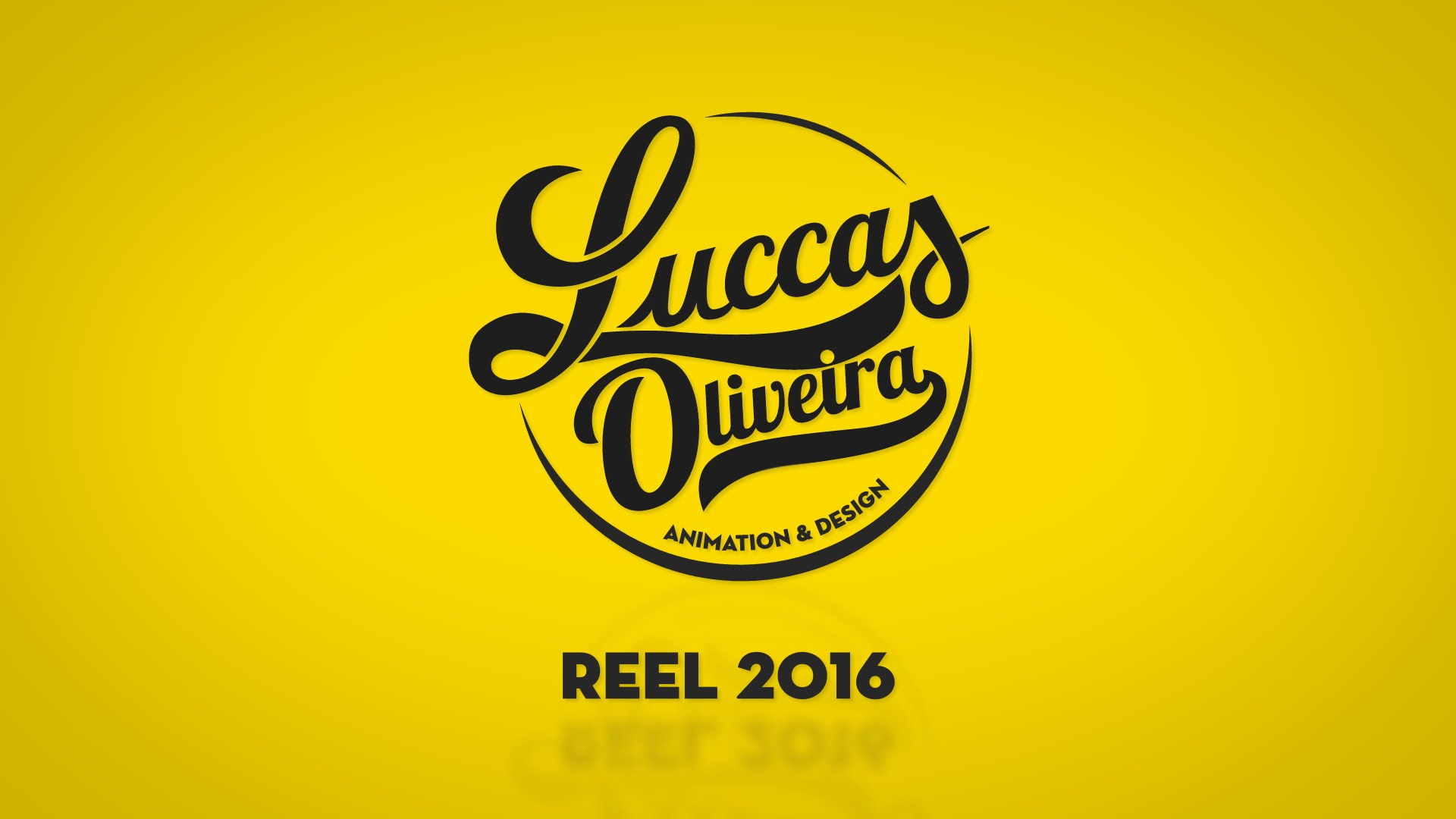 Luccas Oliveira – Demo Reel 2016