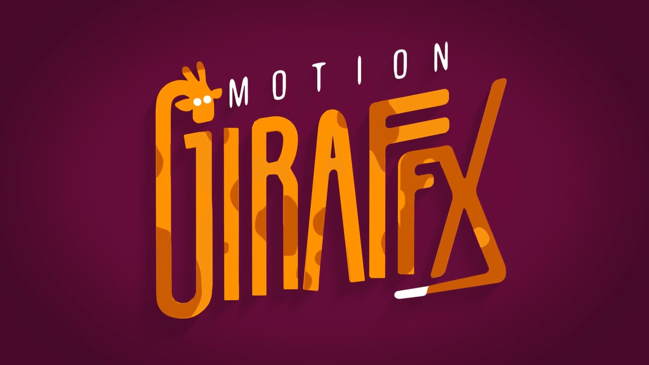 Motion Giraffx Showreel