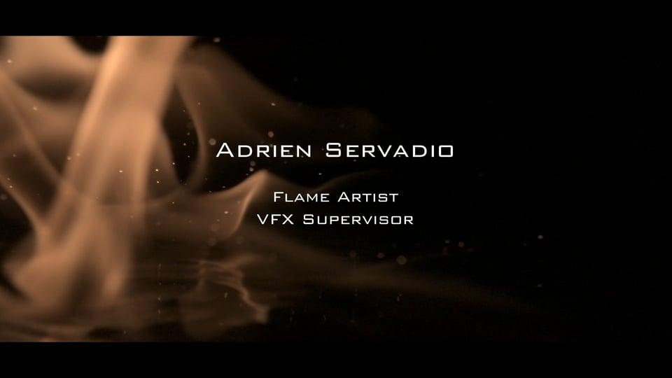 Adrien Servadio reel