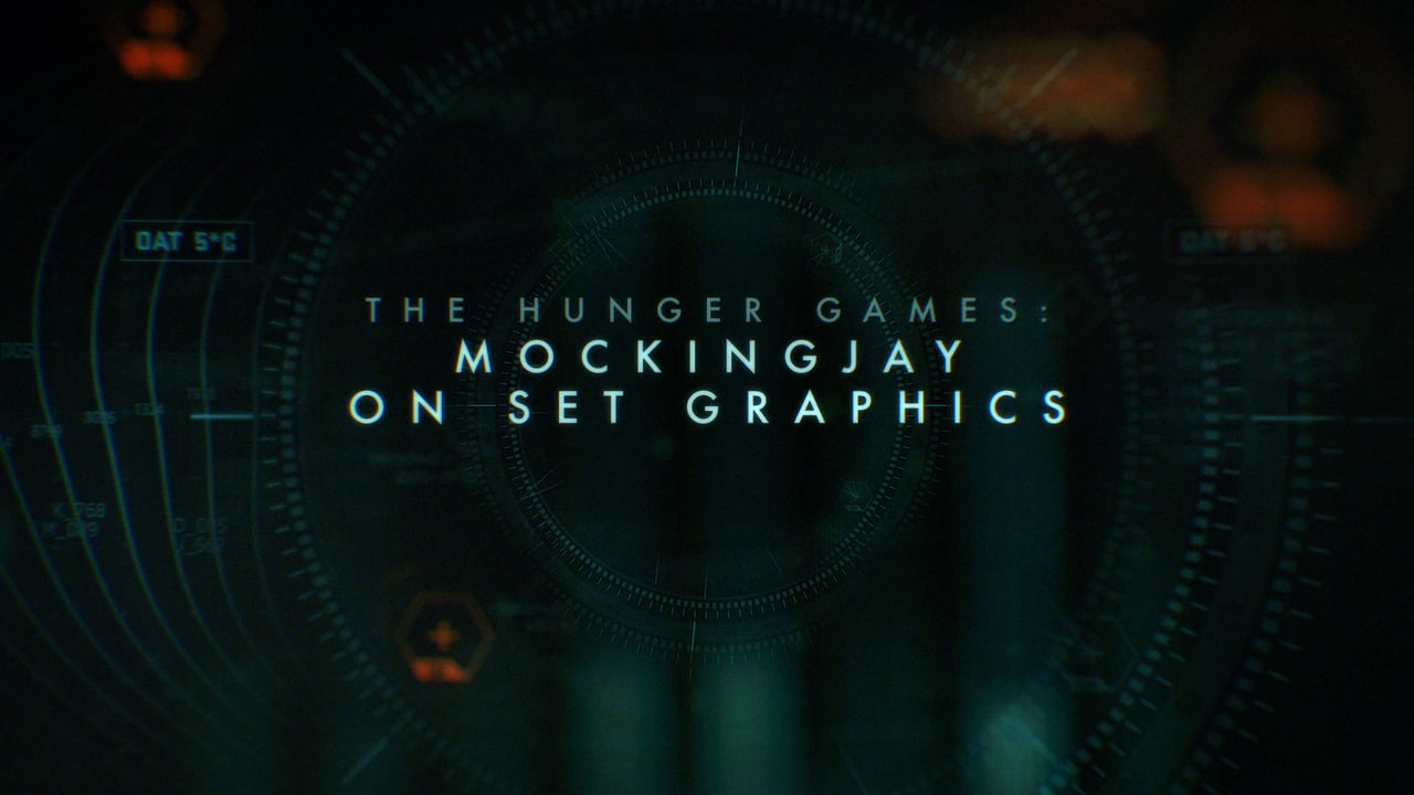 Hunger Games: Mockingjay – On Set GFX Reel