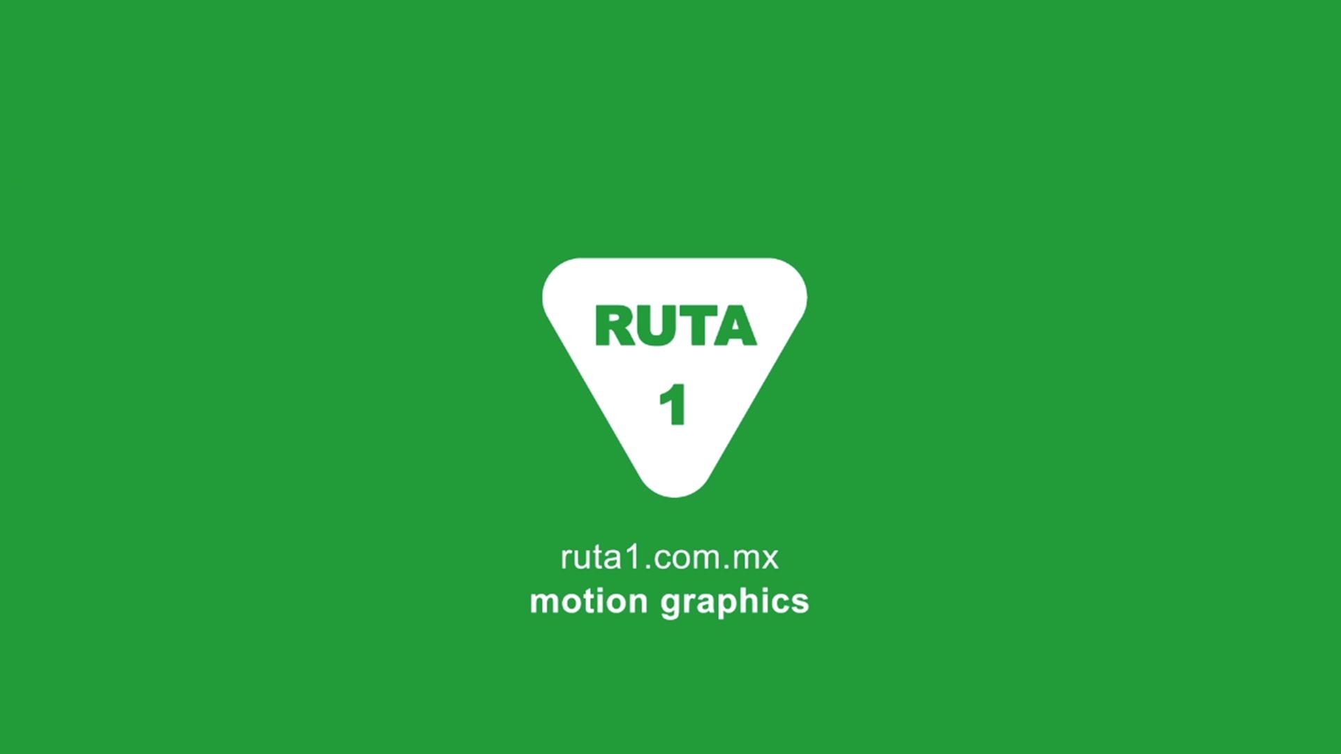 Ruta 1 Demo 2016