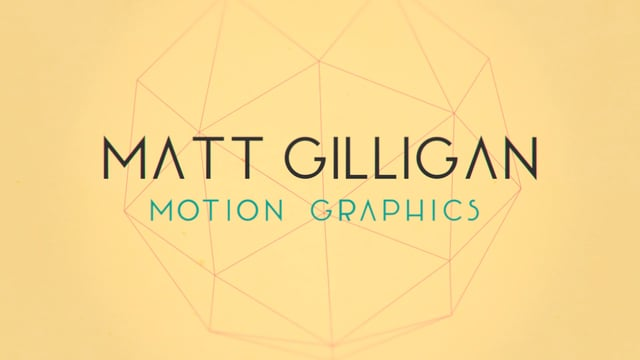 Matt Gilligan 2016 Reel