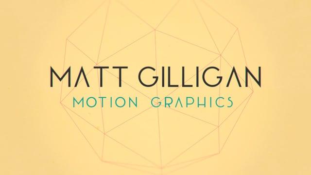 Matt Gilligan 2016 Reel