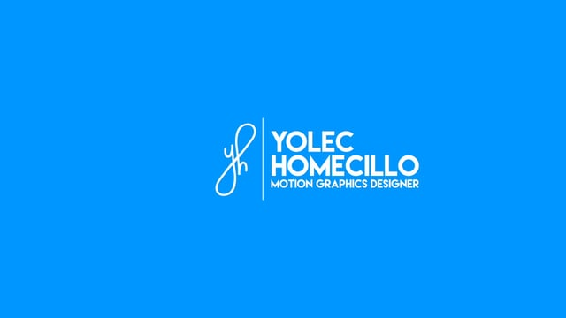 Yo Homecillo Demo Reel 2016