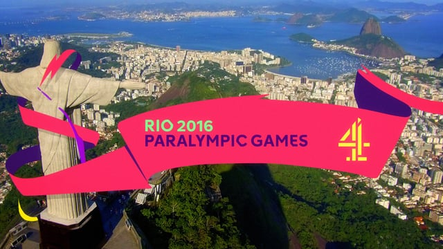 Channel 4 2016 Rio Paralympics Title Sequence