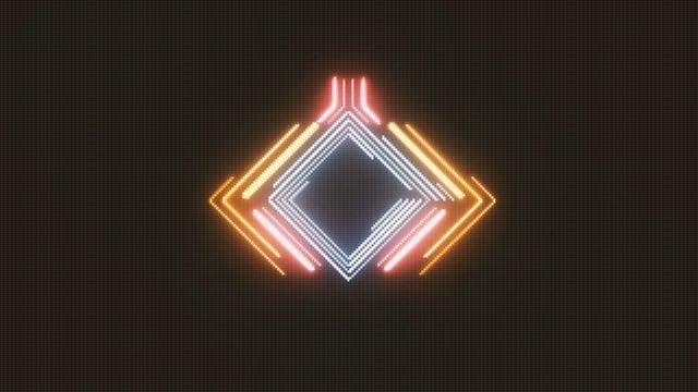 Geometric Pixel Experiment