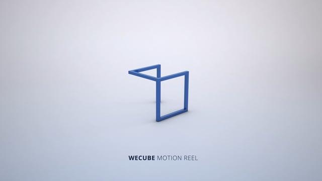 Wecube Showreel