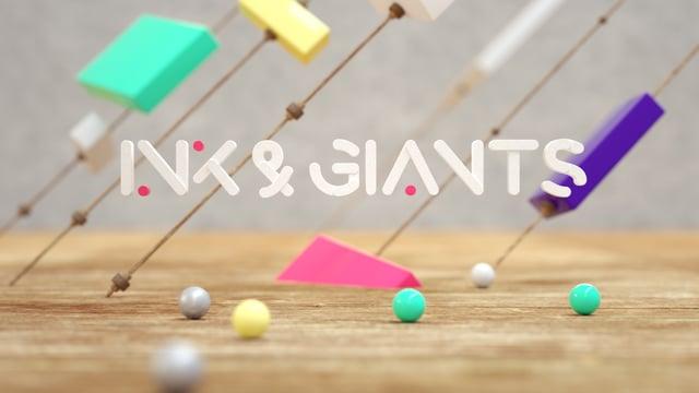 Ink and Giants Showreel 2017