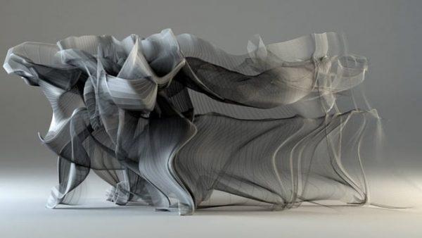 Kung Fu Motion Visualization