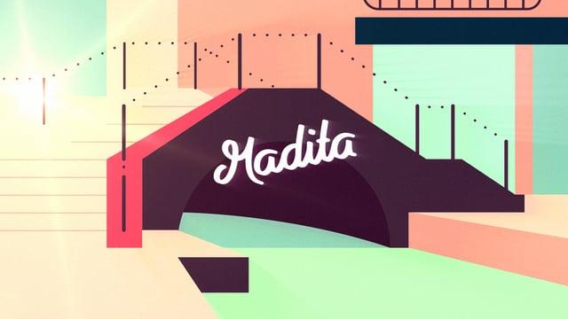 Madita – animated typeface