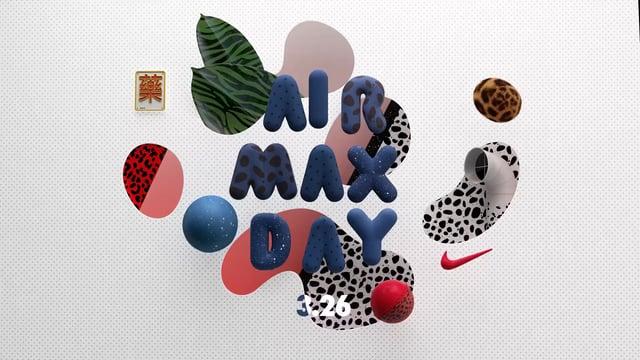 Nike Air Max Day Logo