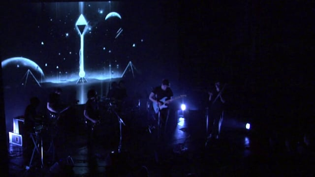 Soundscreen / Them the Sky – Echolalia (visuals)