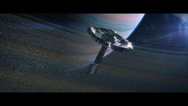 Starbase L-370 VFX Shot