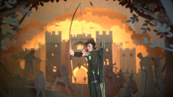 Turner Classic Movies – Robin Hood Movie ID